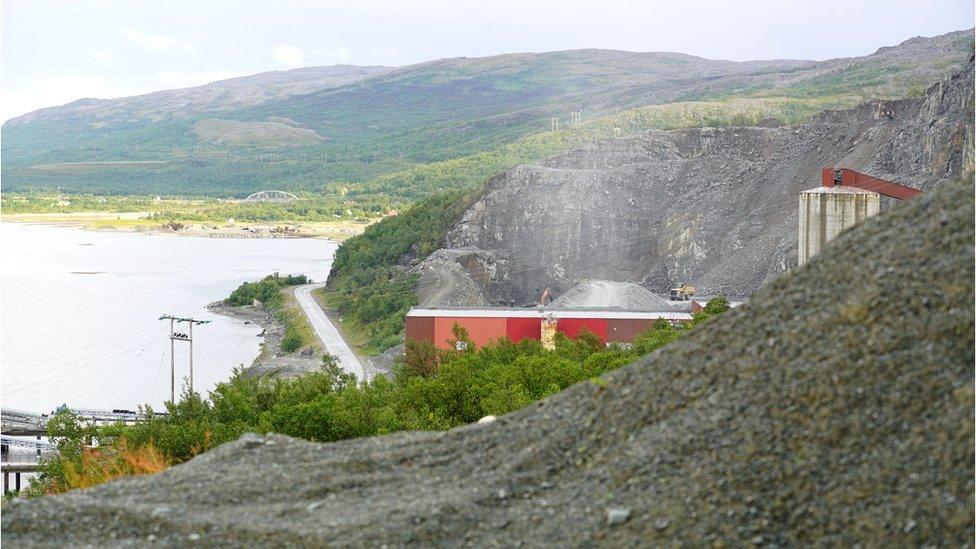 Los samis están luchando contra los planes de extraer cobre.