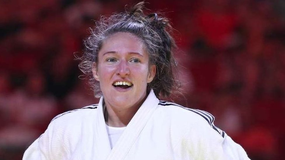 Judo: Natalie Powell wins bronze at Guangzhou Masters