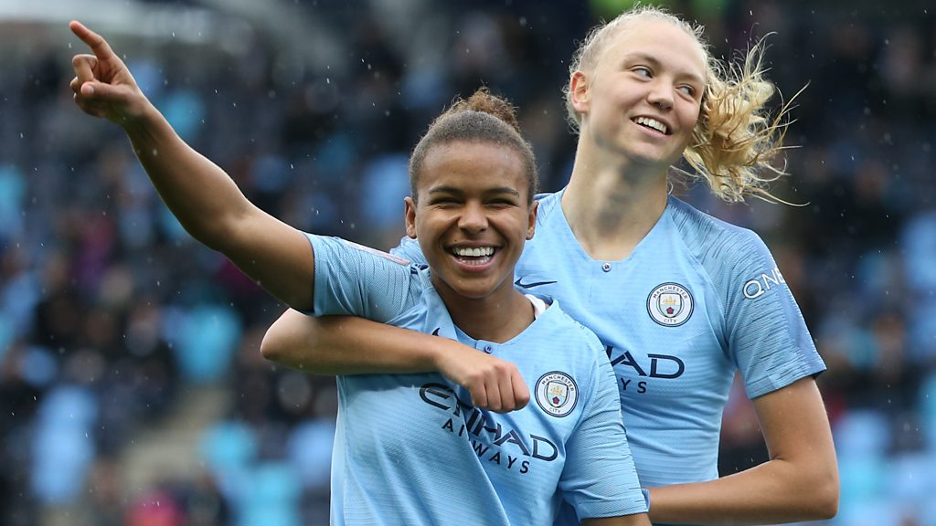WSL highlights: Man City 7-1 West Ham