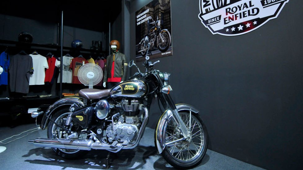 British-bred Royal Enfield is expanding across Asia