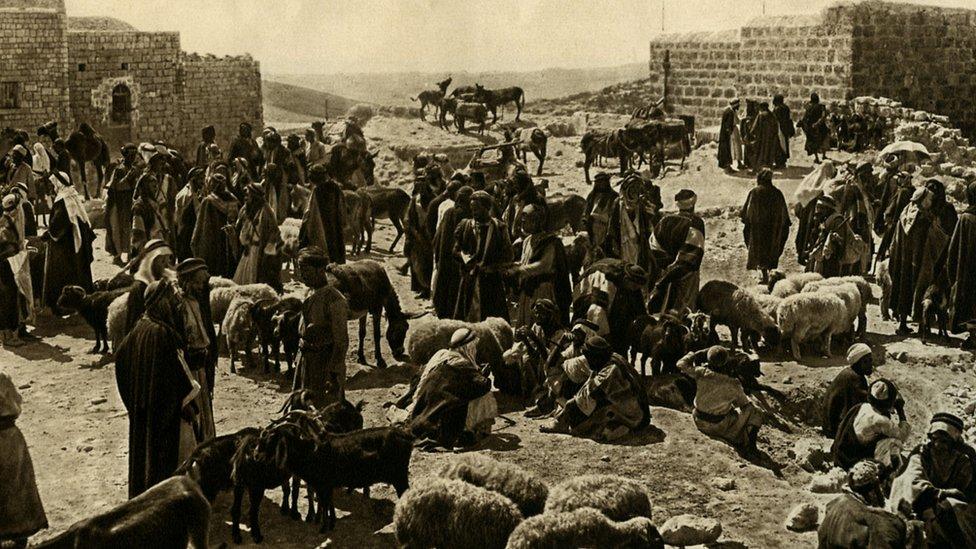 Bethlehem pada awal Abad ke-20