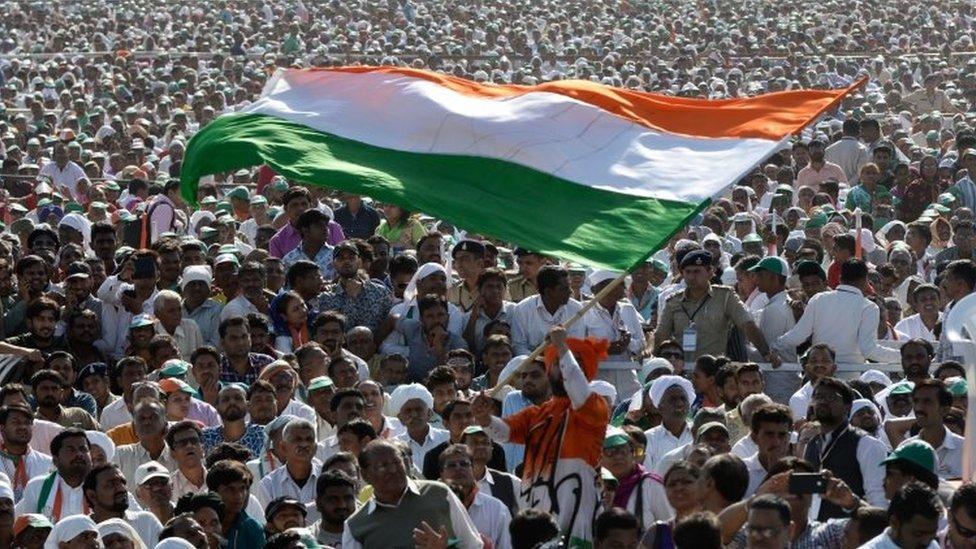 प्रियंका गांधी वाड्रा की रैली