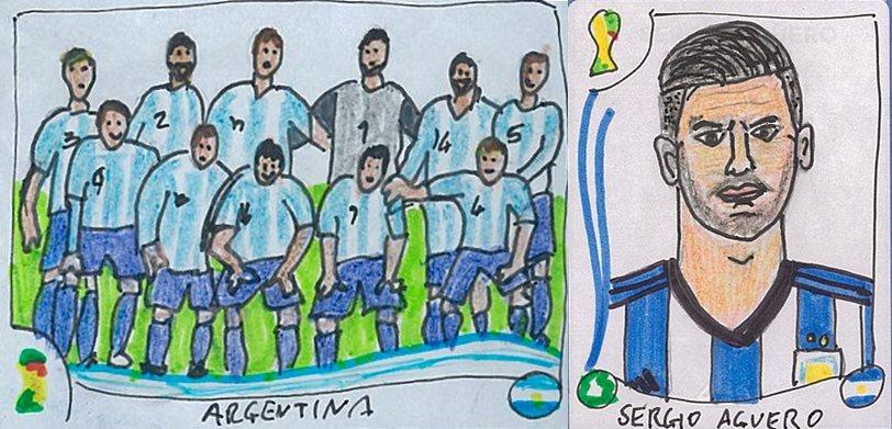 Argentina y Sergio Agüero