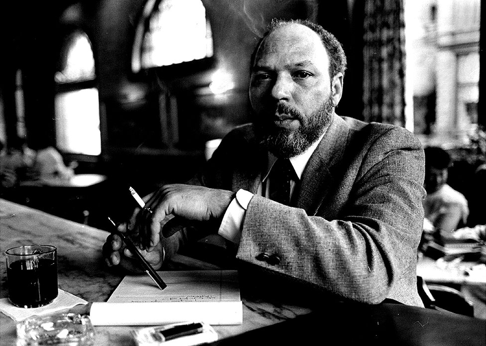 "August Wilson said in an interview ""I think my plays offer [white Americans] a different way to look at black Americans"""