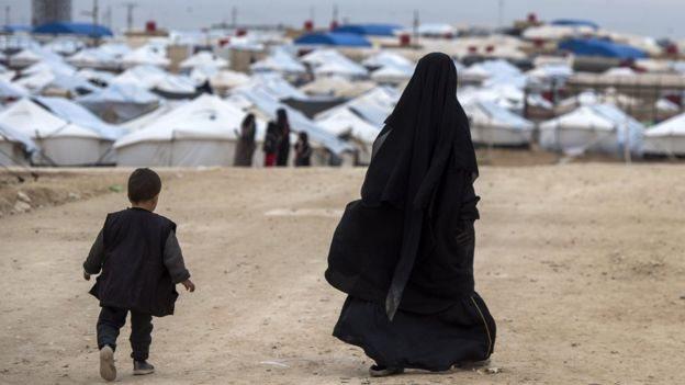 معسكر الحول للاجئين
