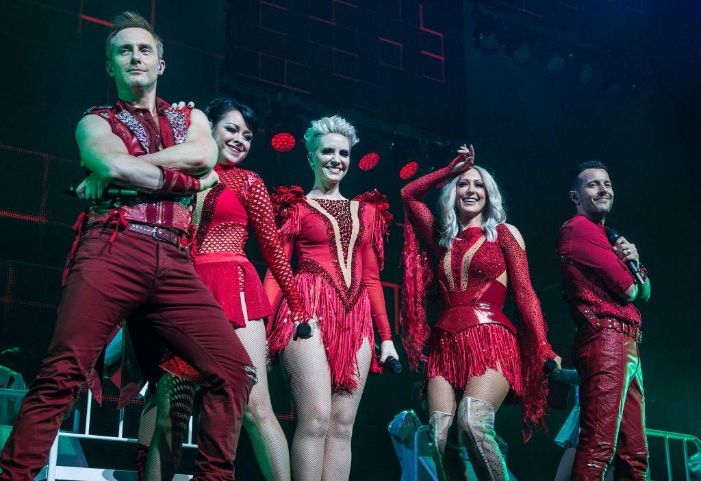 Steps on their 2017 tour
