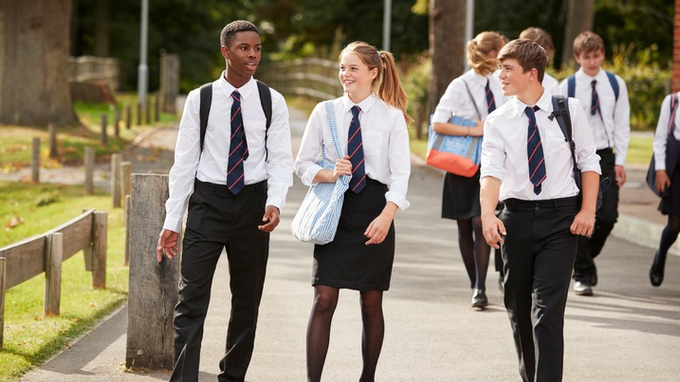 Friends 'boost pupils' grades'