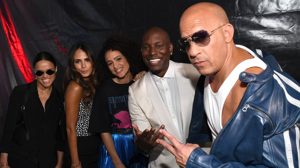 Fast Furious Franchise To Reach End Of The Road After Two More Films Bbc News