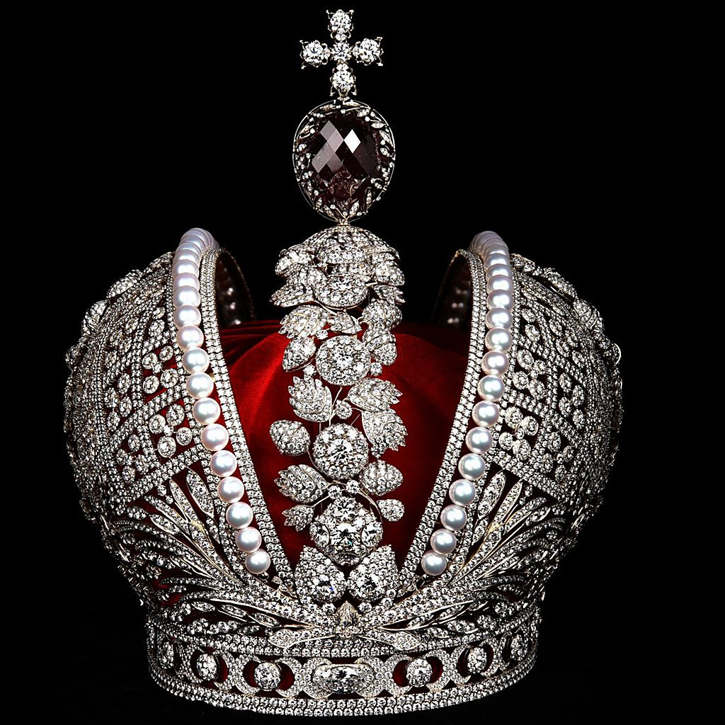 Corona de Catalina la Grande