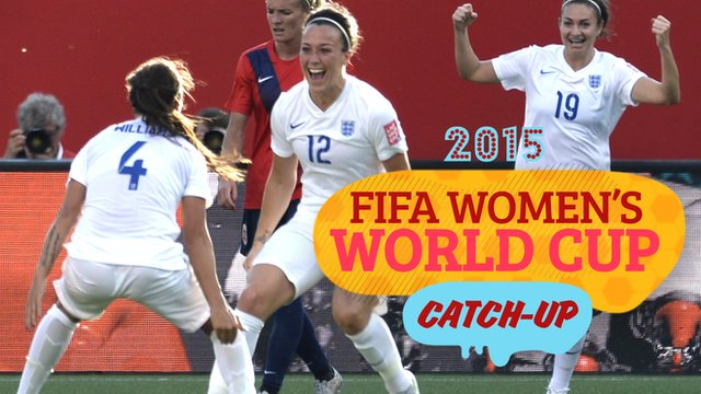 Women's World Cup Catch-Up: Bronze strikes gold for England!