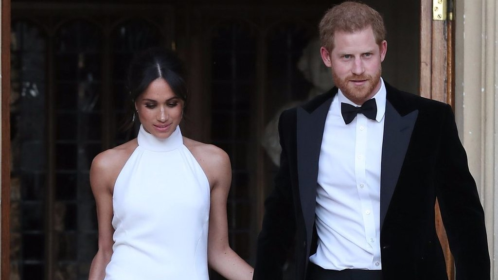 Stella McCartney: Meghan Markle's evening dress 'reflected her human side'
