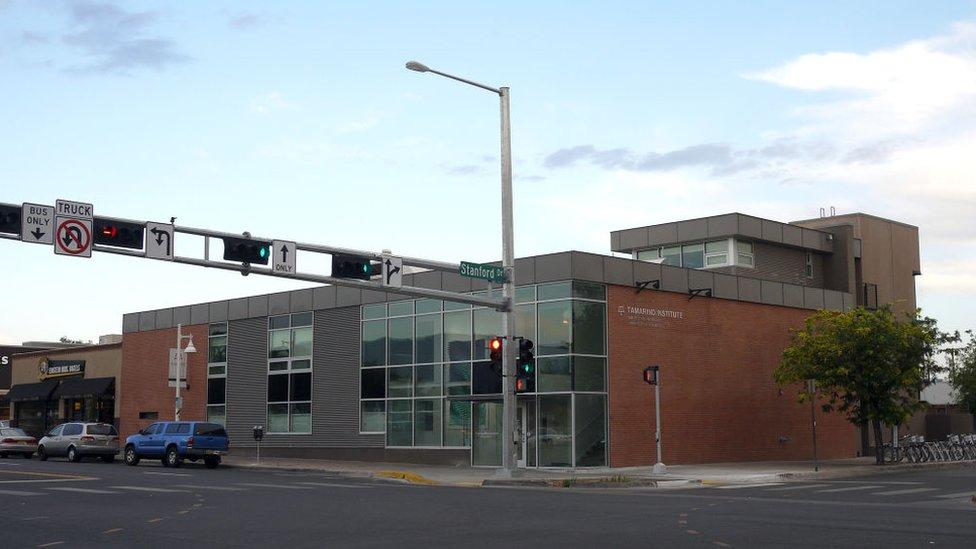 Albuquerque, en Nuevo México. NO USAR   BBC