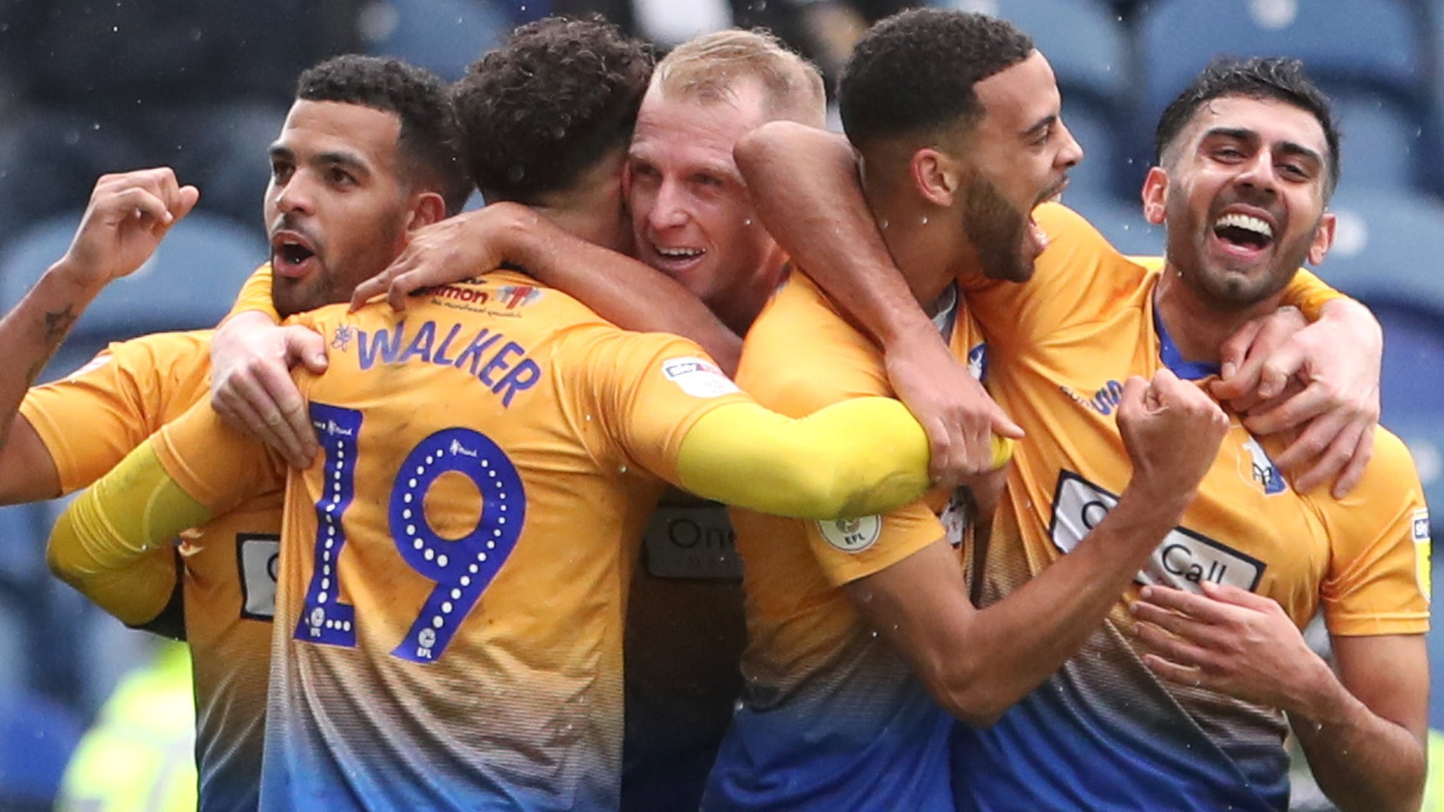 Mansfield Town 2-0 Notts County