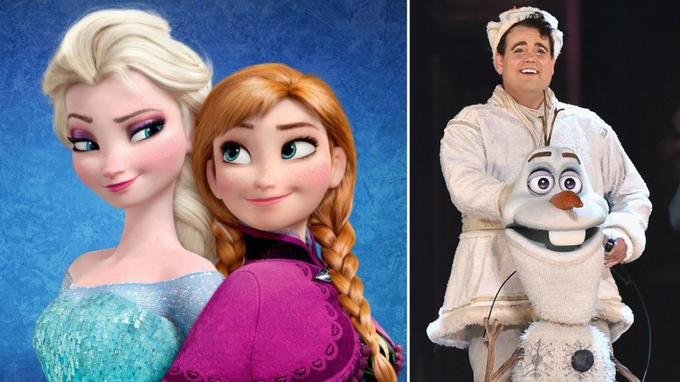 Frozen musical heads from Broadway to London's West End