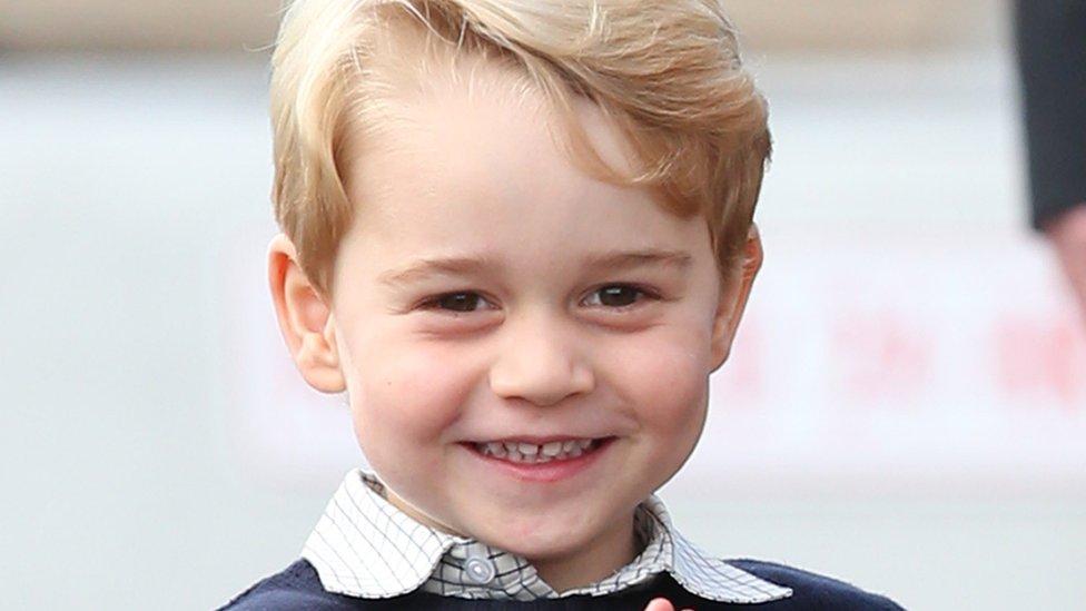 جورج، أمير كمبرج