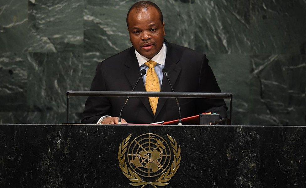 País africano cambió de nombre en su cumpleaños 50