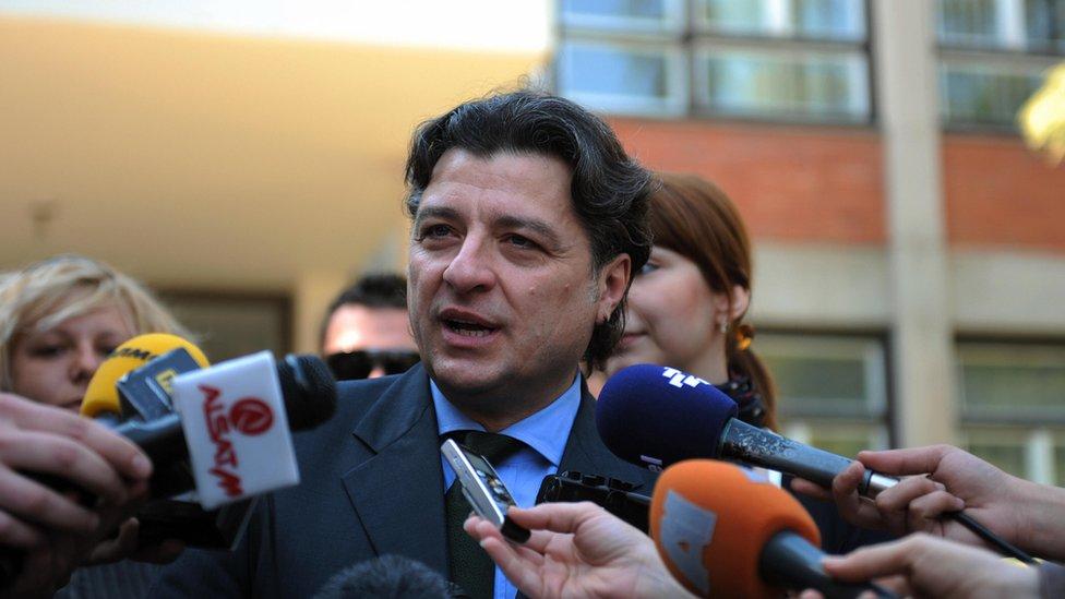 Skoplje, 5. april 2009.