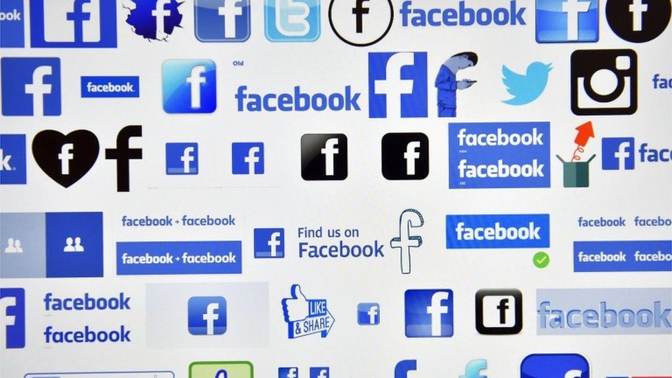 Fejsbuk Logoi