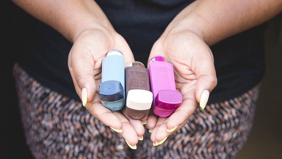 Los inhaladores de Jade