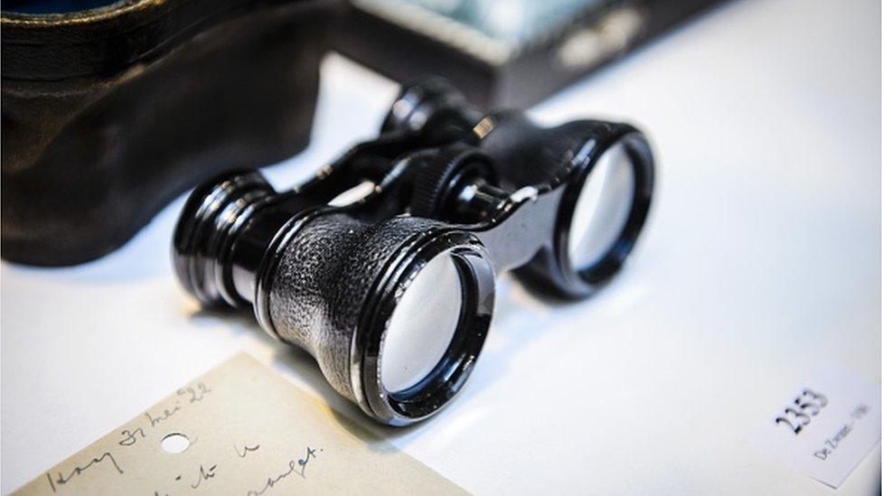 Dvogled koji je pripadao Mati Hari, legendarnoj špijunki