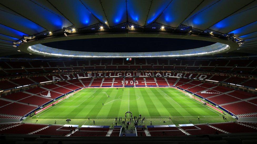 Estadio Metropolitano stadium