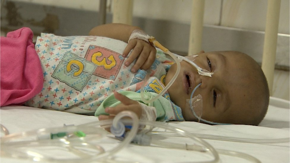 Why Pakistan is struggling to heal young heart patients - BBC News