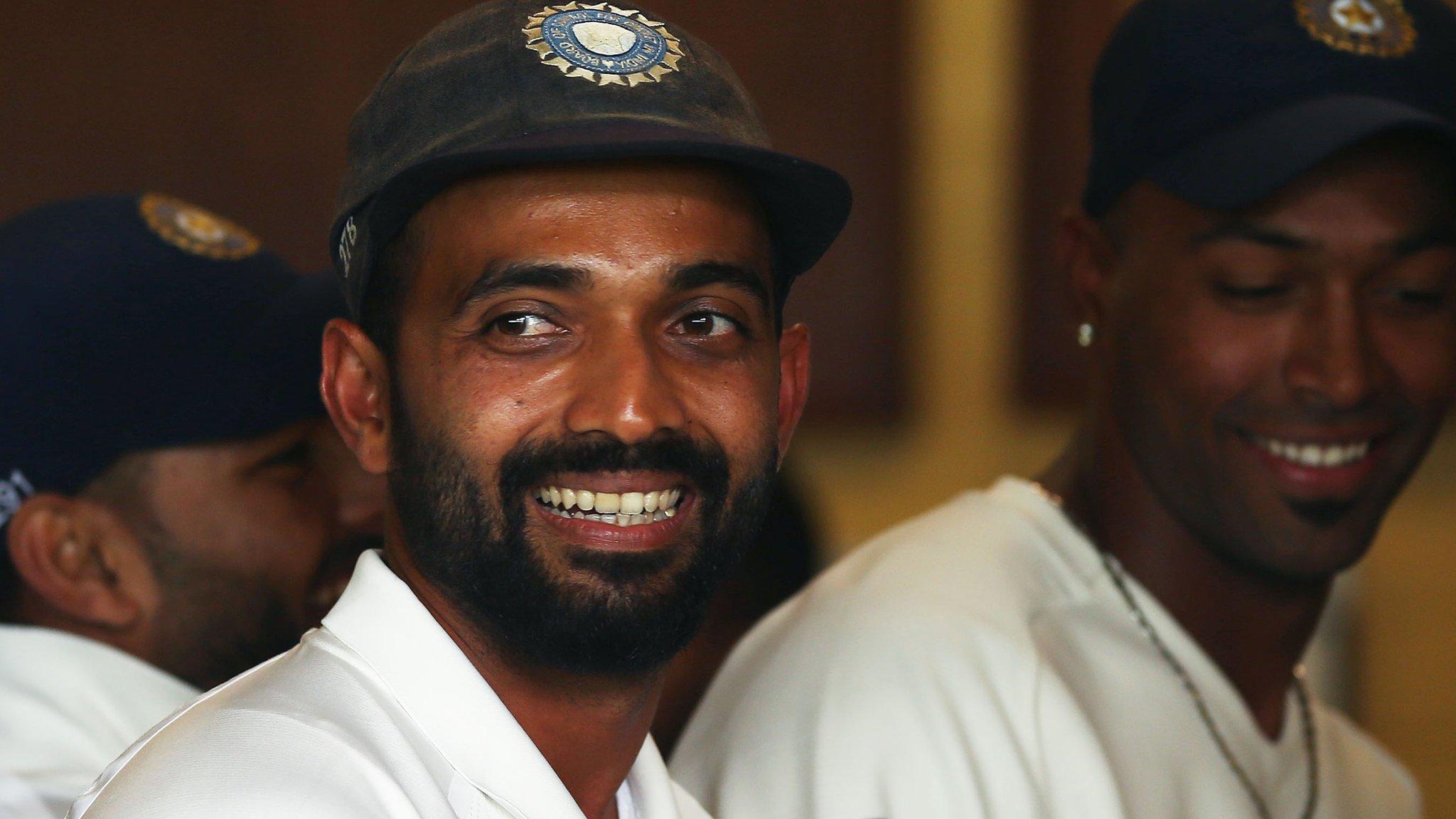 Ajinkya Rahane: India batsman to join Hampshire as overseas player