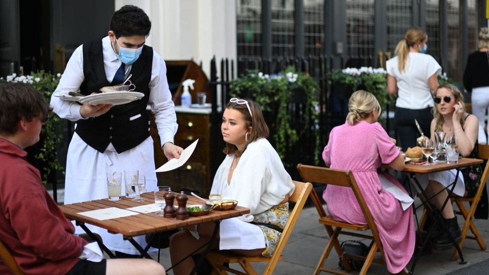 Extra restrictions have been placed on the hospitality industry