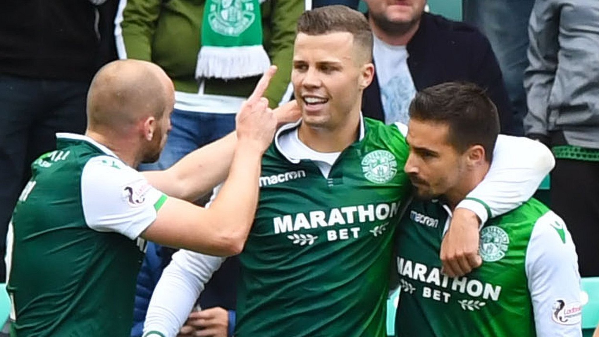 Hibernian 3-2 Kilmarnock - Florian Kamberi penalty seals win in Easter Road thriller