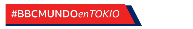 Logotipo de BBC Mundo en Tokio