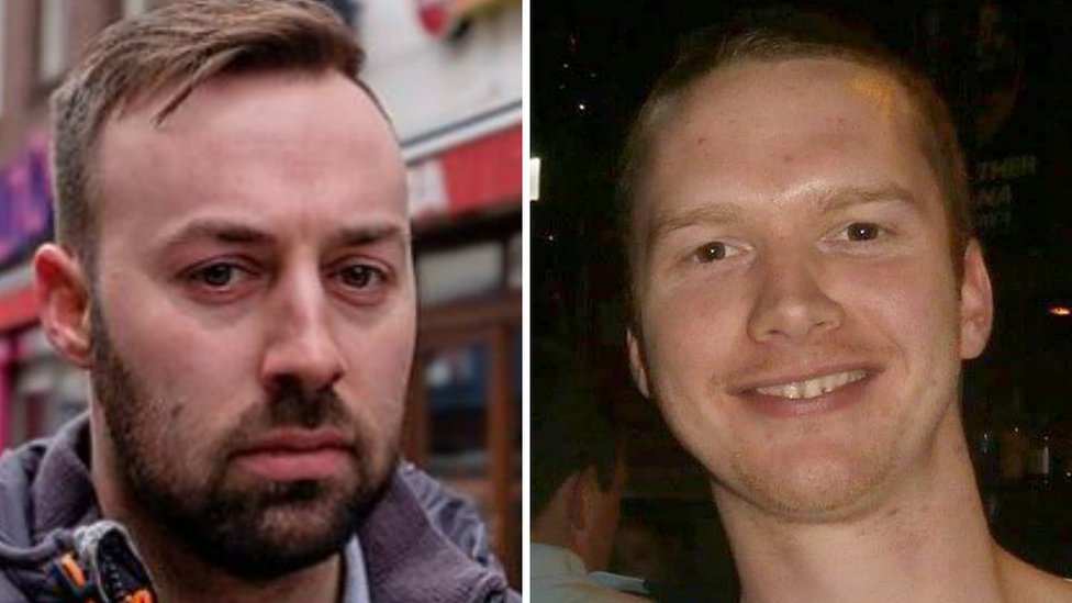 Family confirm first sighting of missing stag party man Liam Colgan