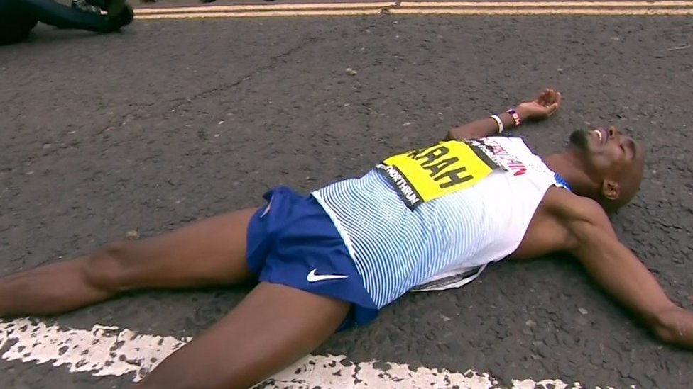 Farah aiming for record fifth Great North Run victory