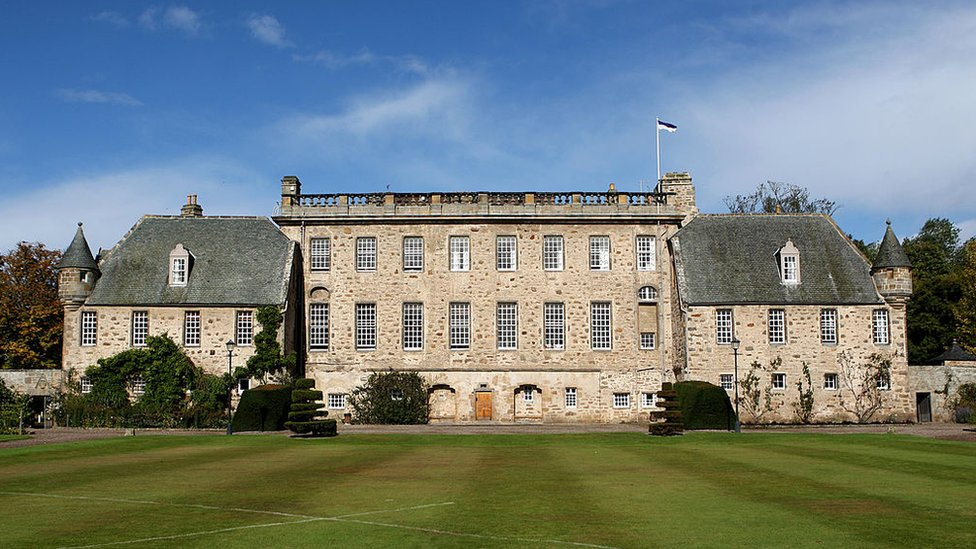 La escuela Gordonstoun