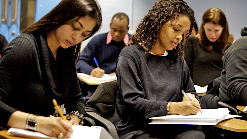 Three in four London students 'from ethnic minorities by 2030'