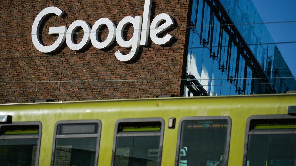 Google in Dublin