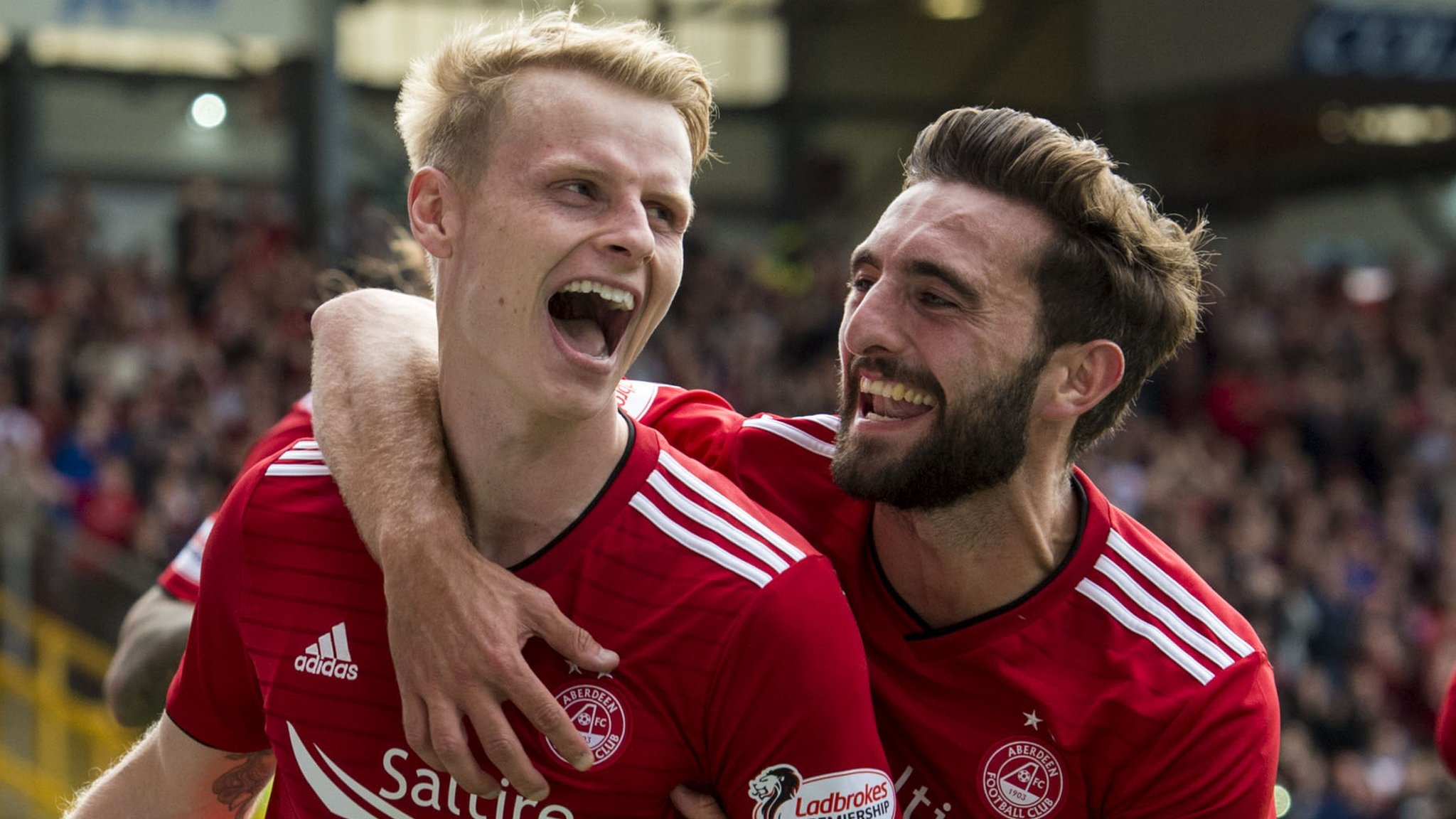 Aberdeen: McInnes wants answers from Shinnie & Mackay-Steven in January
