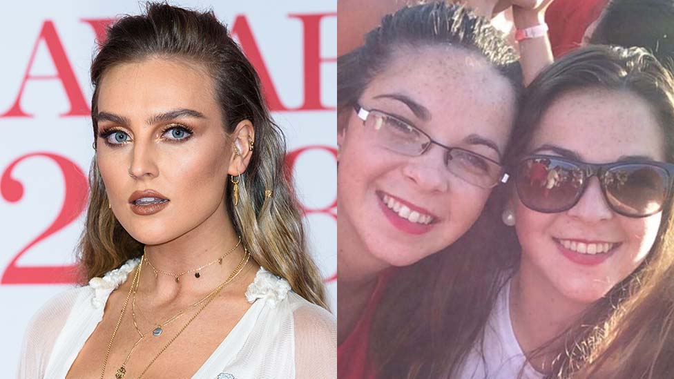 How Perrie from Little Mix is helping me learn to love my freckles