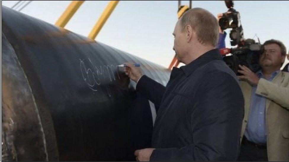 美國對北溪二號的制裁以及最近的俄羅斯反對派領袖中毒事件都對俄羅斯對歐洲供氣項目的前景產生了影響