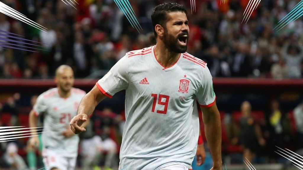 World Cup 2018: Iran 0-1 Spain highlights