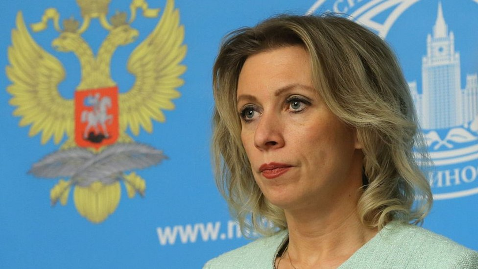 Putin apology to Serbia over Russian spokeswoman Zakharova thumbnail