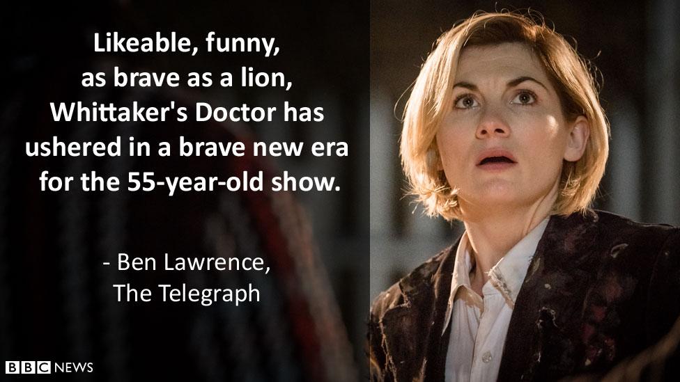 """Ben Lorens je za Telegraf: """"Dopadljivo, smešno, hrabro. Doktorka Hu nas vodi u novu eru serije stare 55 godina"""""""