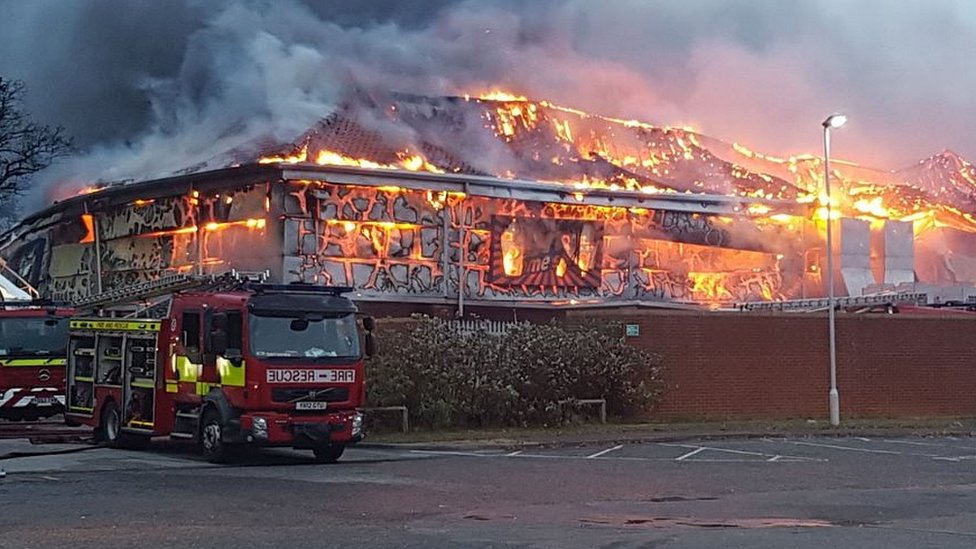 B&M York fire: Manager 'warned about risk'