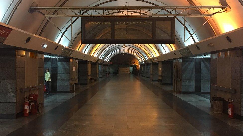 "Stanica ""Vukov spomenik"""