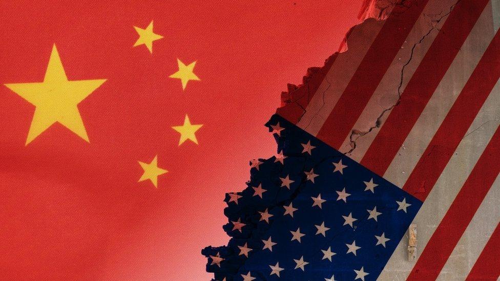 علما الصين والولايات المتحدة