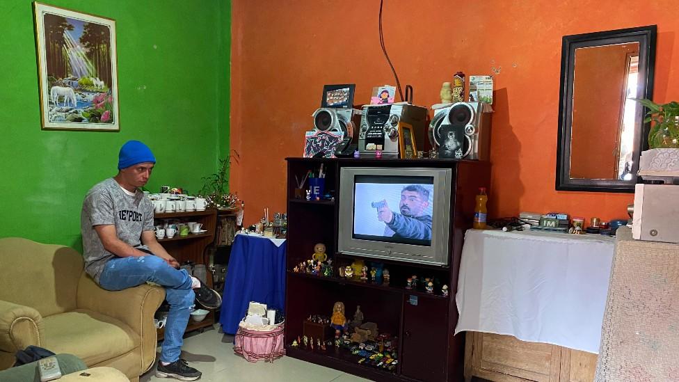 La sala de los Martínez-Henao.