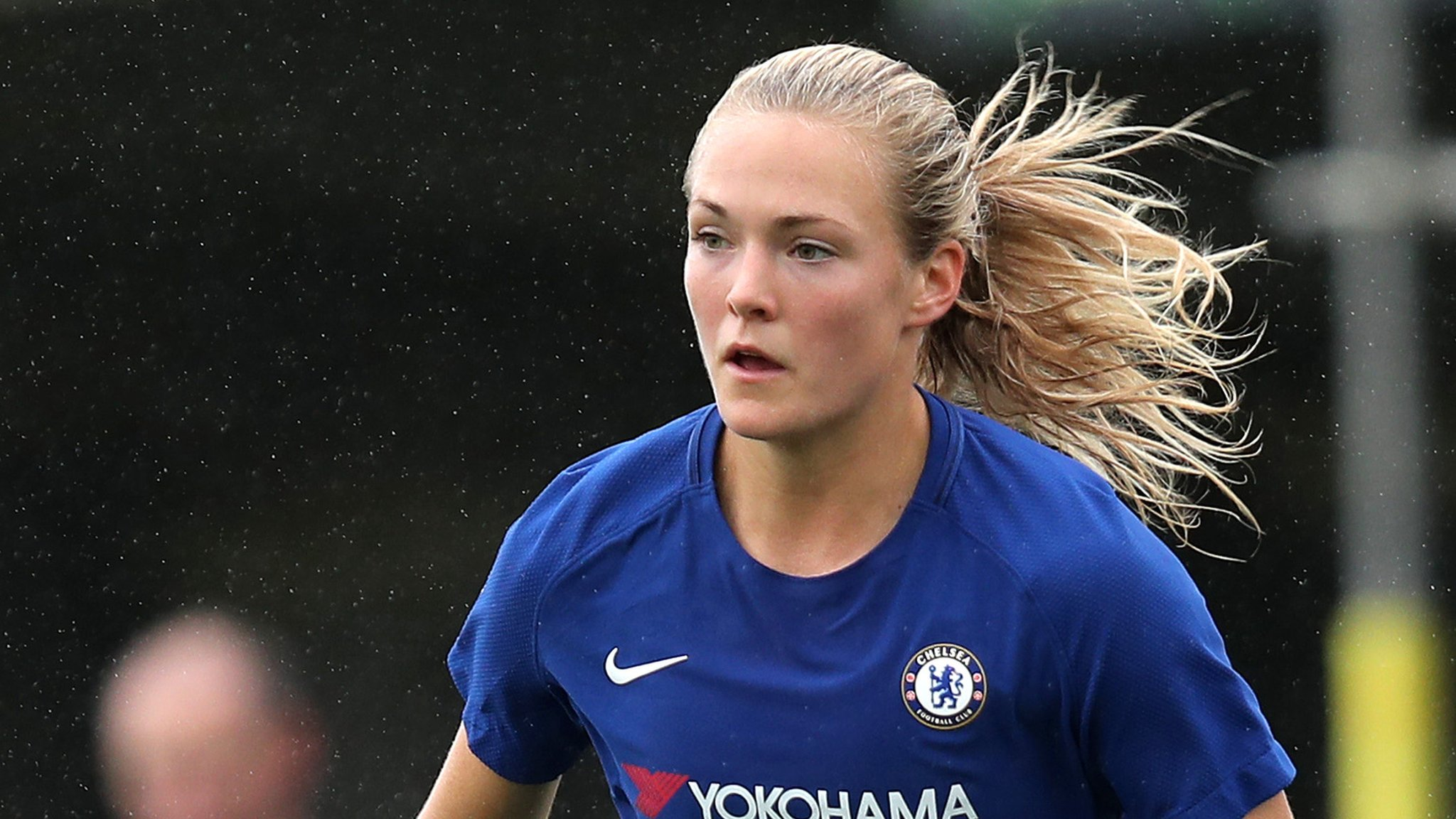 Magdalena Eriksson: Chelsea Women left-back signs new deal until 2021