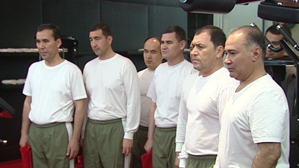ministri u Vladi Turkmenistana