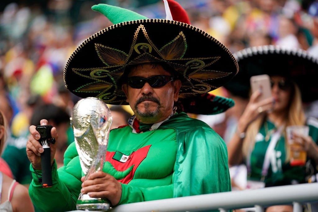 La máxima instancia a la que México ha llegado en un Mundial es cuartos de final, en 1970 y en 1986.