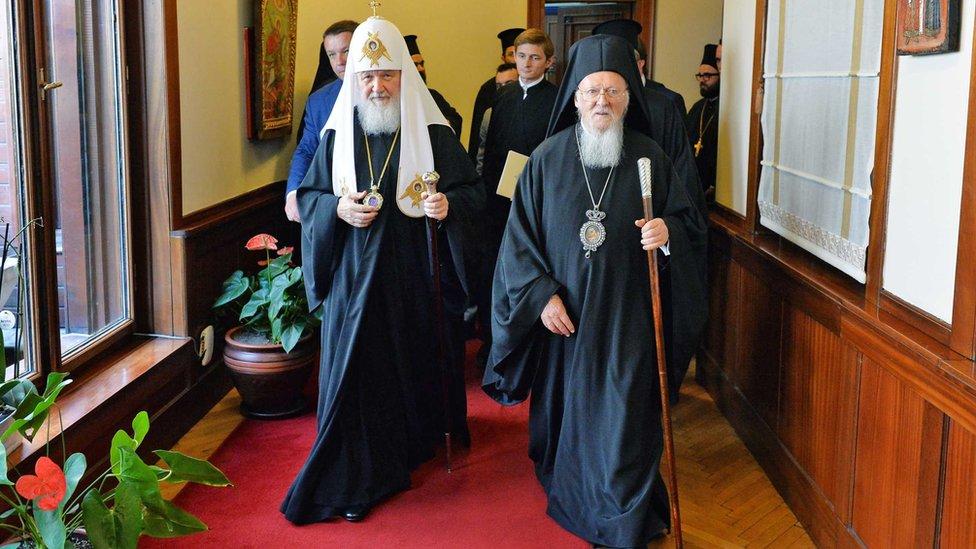 Кирило та Варфоломій поговорили про автокефалію: рішення ухвалене?