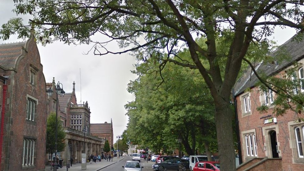 Stoke-on-Trent grooming arrest after public detain man